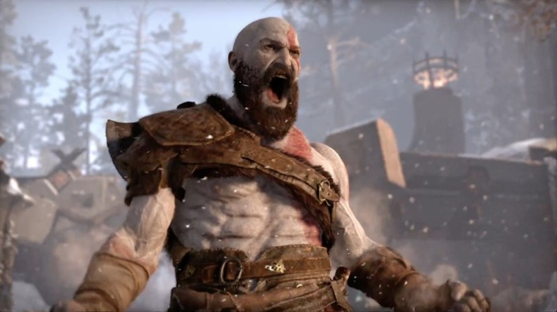 The new God of War was inspired by a cancelled Star Wars TV