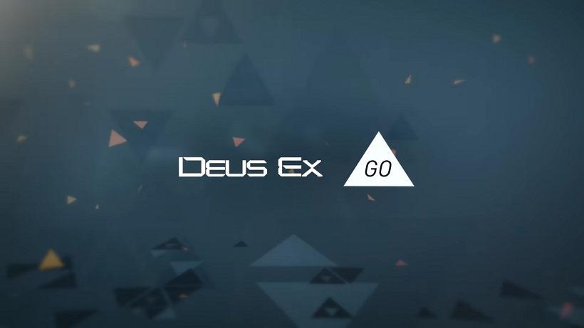 Deus Ex Go revealed