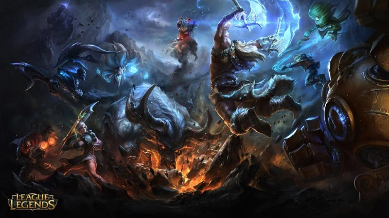 League of Legends 11