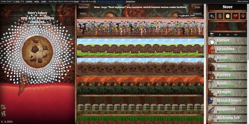 Mk Games Cookie Clicker | Games World