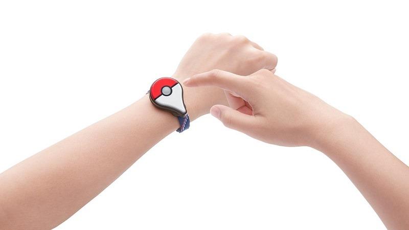 Pokemon GO Plus SlashGear