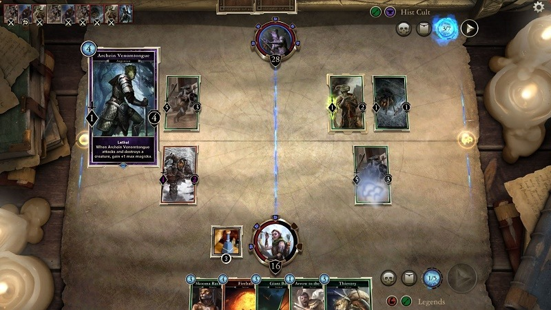 The Elder Scrolls Legends pic