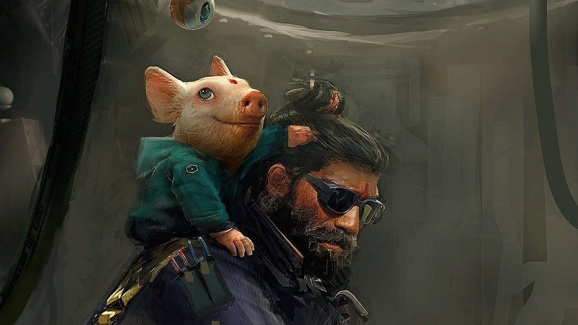 Beyond Good and Evil 2 confirmed