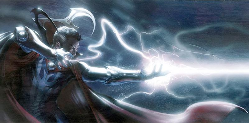 Doctor Strange (1)