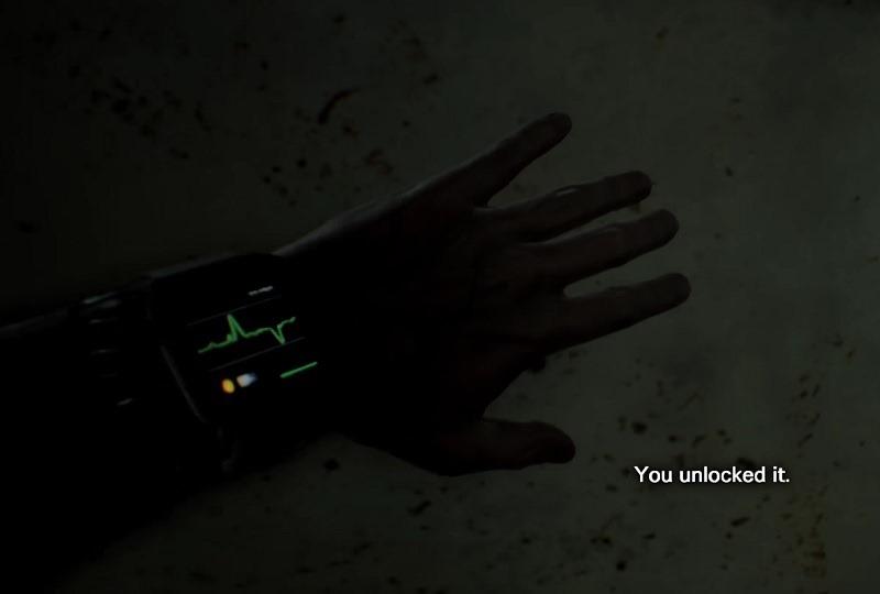 Resident Evil 7 health