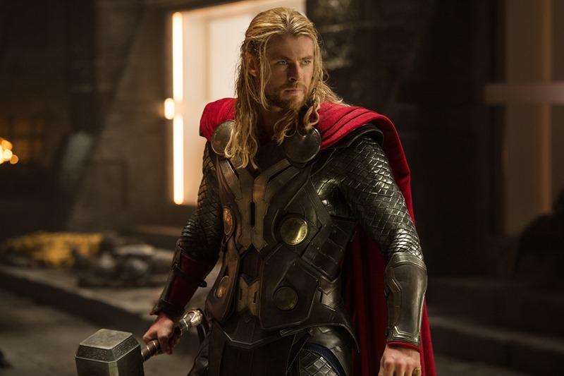 """Marvel's Thor: The Dark World"" Thor (Chris Hemsworth) Ph: Jay Maidment © 2013 MVLFFLLC. TM & © 2013 Marvel. All Rights Reserved."