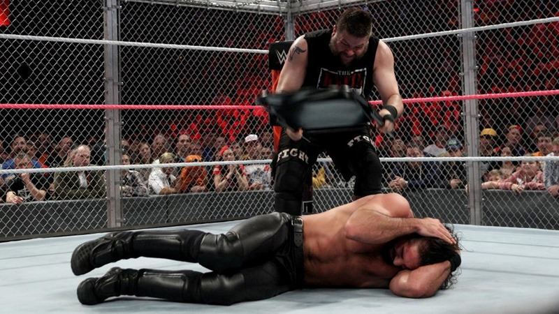 WWE Hell In A Cell (5)