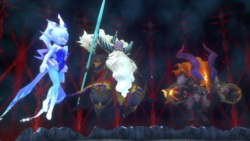 World of Final Fantasy 001