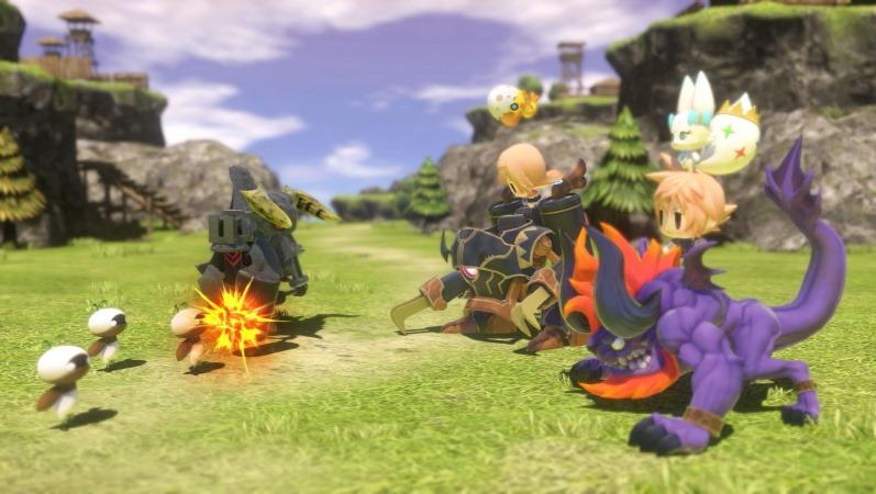 World of Final Fantasy 006