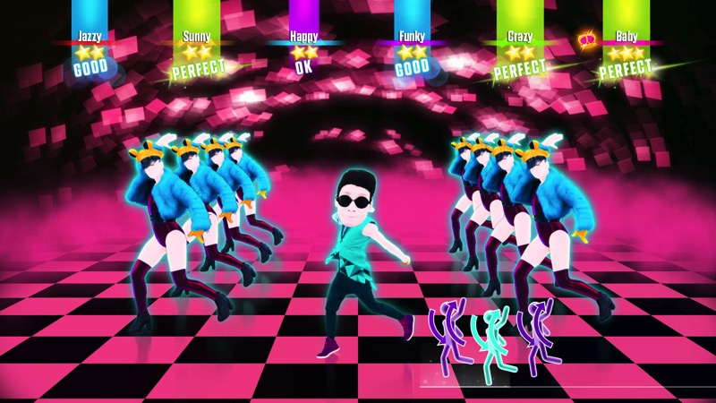 Just Dance 2017 DADDY