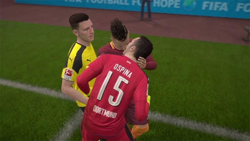 Fifa is gay
