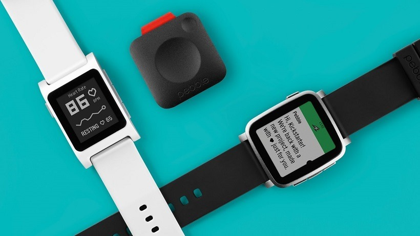 Fitbit seeking to purchase pebble