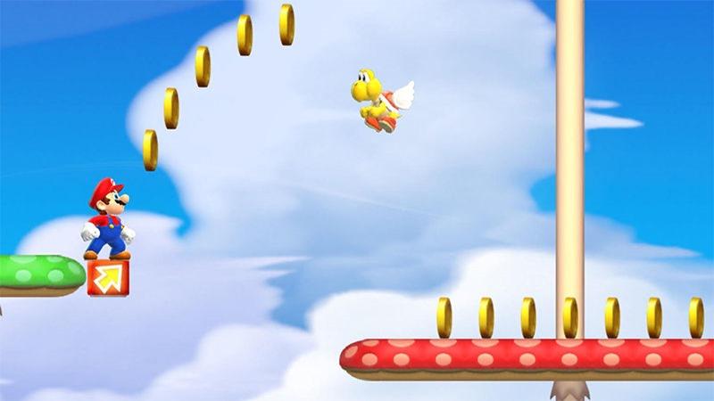 Super Mario Run K