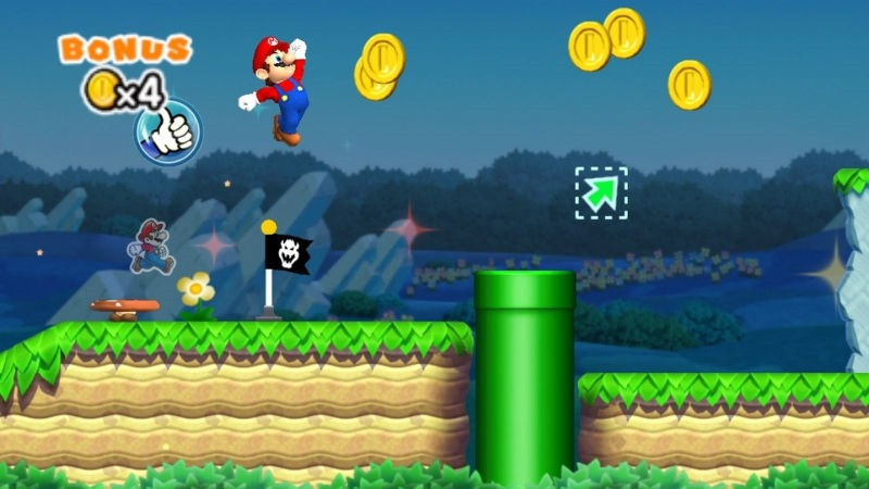 Super Mario Run USgamer