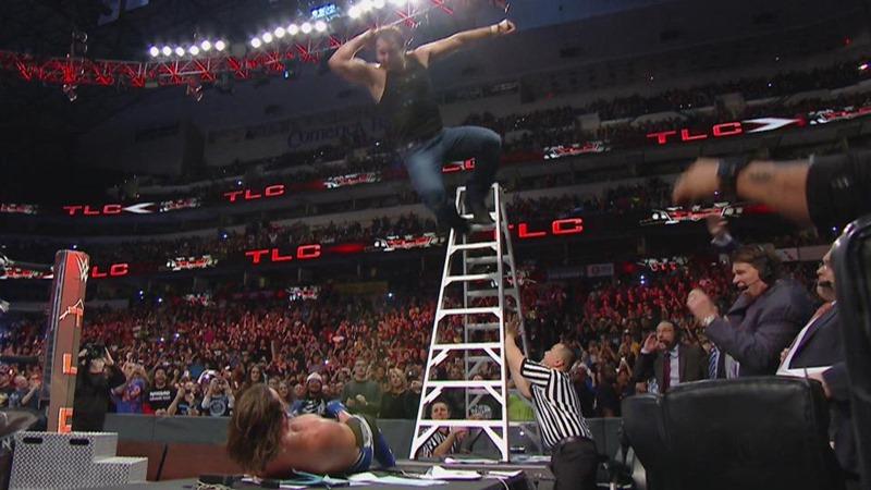 WWE TLC (8)