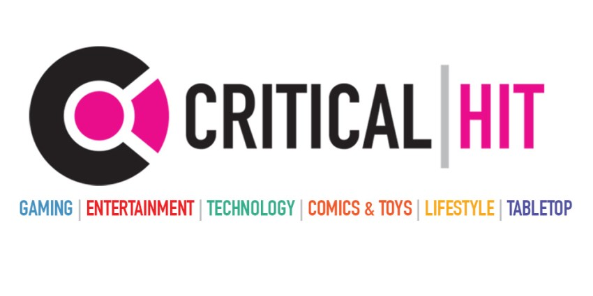 Welcome to Critical Hit (What happened to Lazygamer and The Movies?) 2