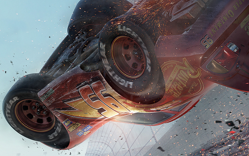 Meet the next generation of high-tech racers in this intense trailer for Cars 3 2