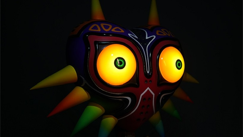 Majora's Mask Replica is stunning 2 feature