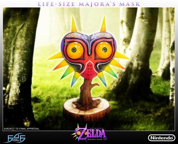 Majora's Mask Replica is stunning 3