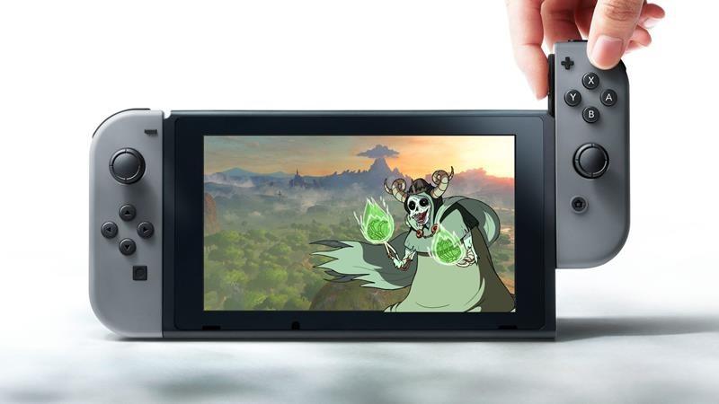 Nintendo Lich