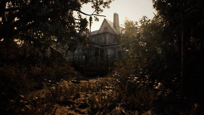Resident Evil 7 Biohazard 1