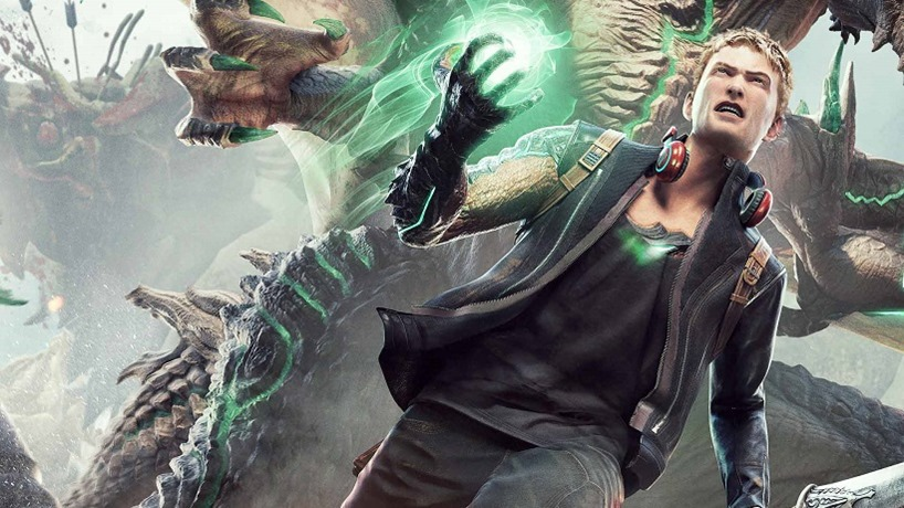 Scalebound has been cancelled 2