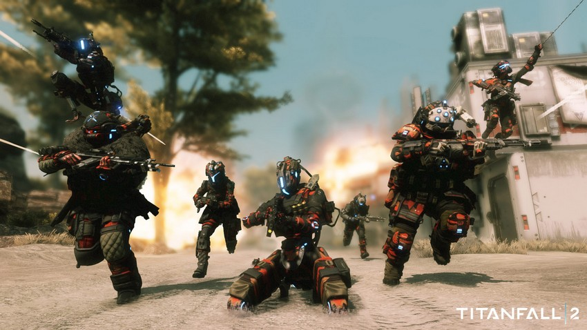 Titanfall 2 update to add new pilots-only game mode and maps, multiplayer tweaks 2