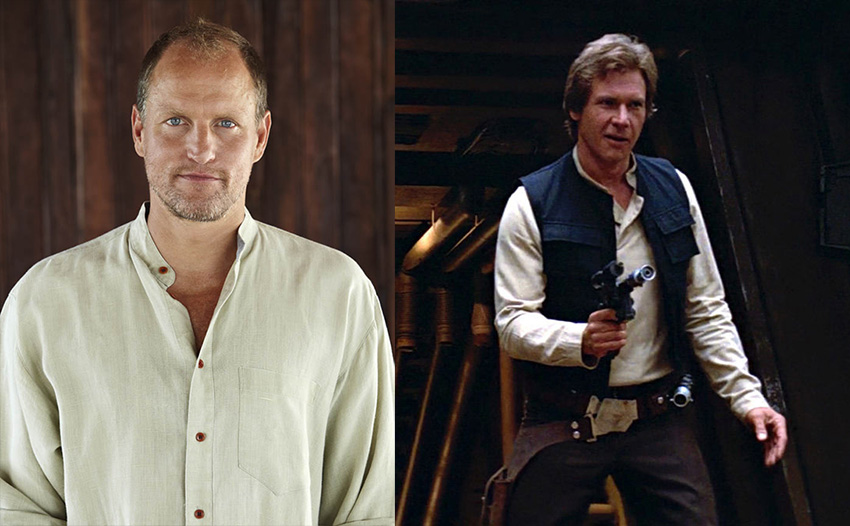 It's official: Woody Harrelson joins Han Solo prequel movie 2