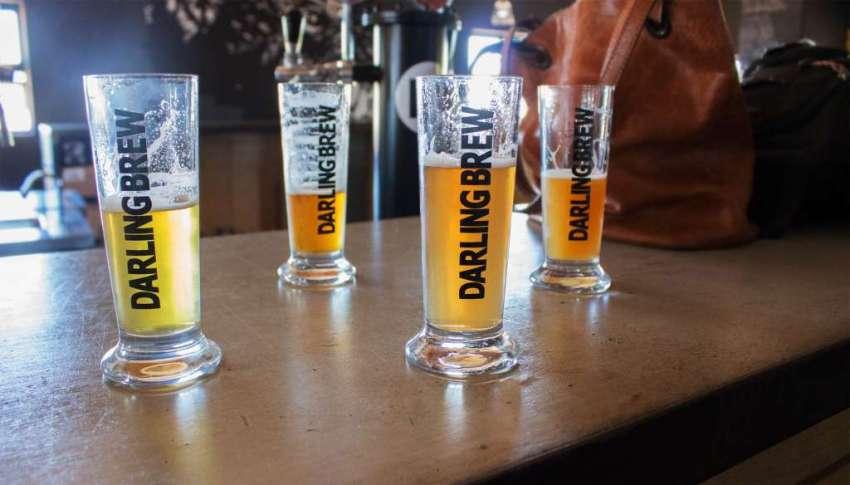 Darling Brewery - fantastic atmosphere and some great beer 12