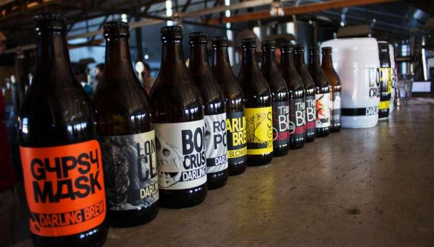Darling Brewery - fantastic atmosphere and some great beer 9