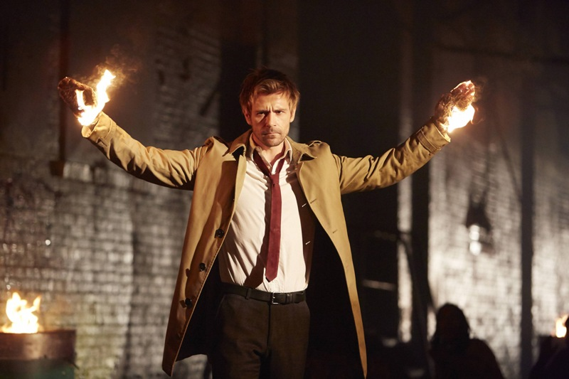Constantine is coming back... as an animated series 3