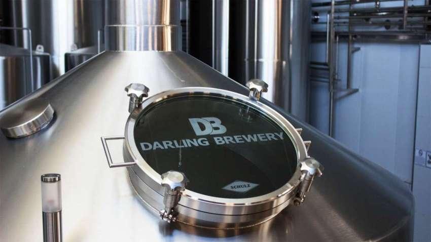 Darling Brewery - fantastic atmosphere and some great beer 8