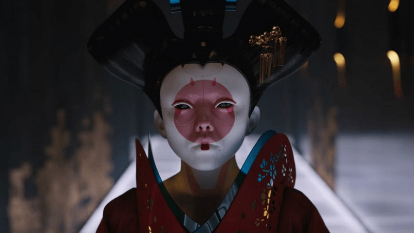 Critical Hit Collective Review: Ghost in the Shell 11