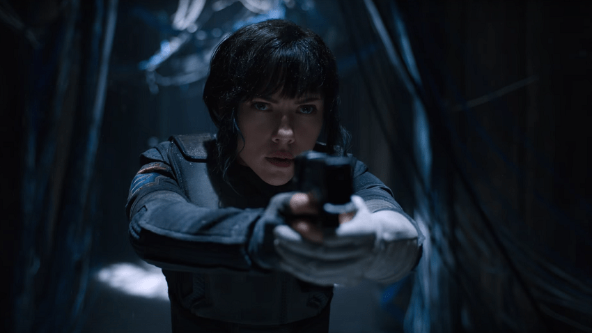 Critical Hit Collective Review: Ghost in the Shell 12