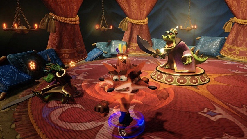 N.Sane Trilogy not going to be a PlayStation exclusive