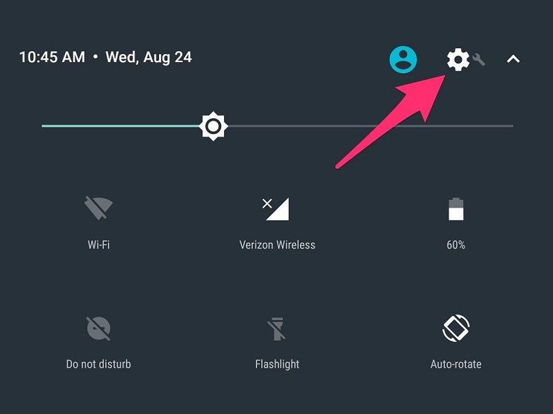 Android has a secret menu that allows you to further fine tune your device 11