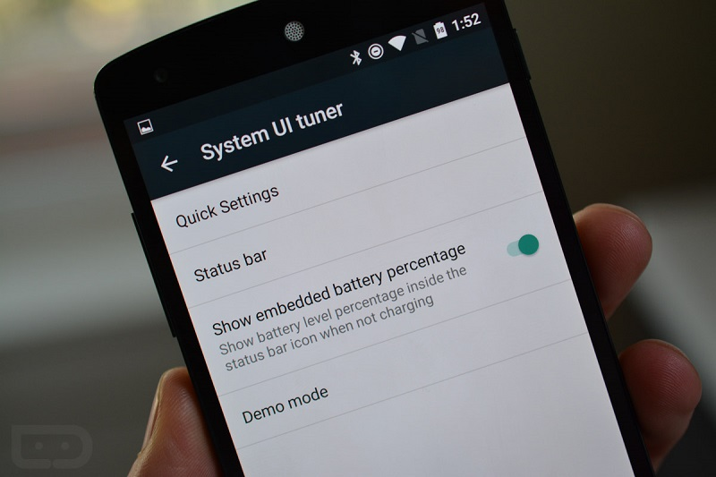 Android has a secret menu that allows you to further fine tune your device 8
