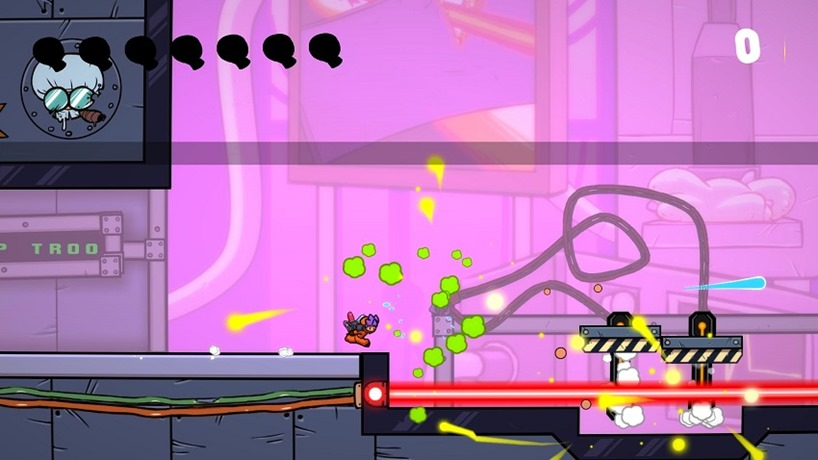 The Splasher Let's Play 2