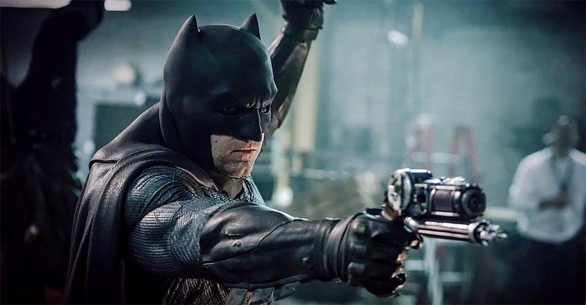 Matt Reeves in talks to replace Ben Affleck as director on The Batman 3