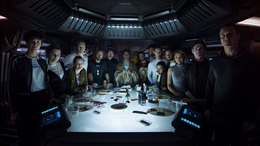 Watch the four-minute prologue to Ridley Scott's Alien: Covenant 2