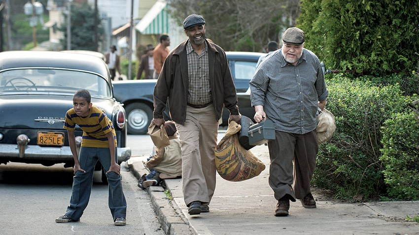 Fences review – A powerfully-acted domestic drama 8