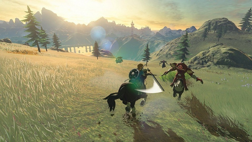 Breath of the Wild running on PC already