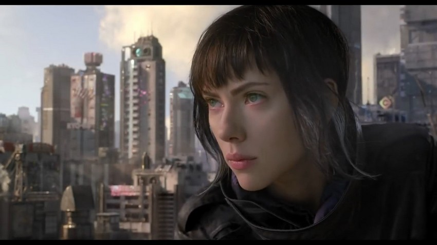 Critical Hit Collective Review: Ghost in the Shell 14