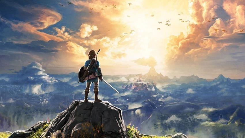 Legend of Zelda Breath of the Wild Review Round Up 2