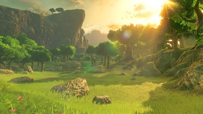 Legend of Zelda Breath of the Wild Review Round Up 6