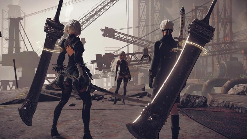 NieR Automata Review Round Up 5