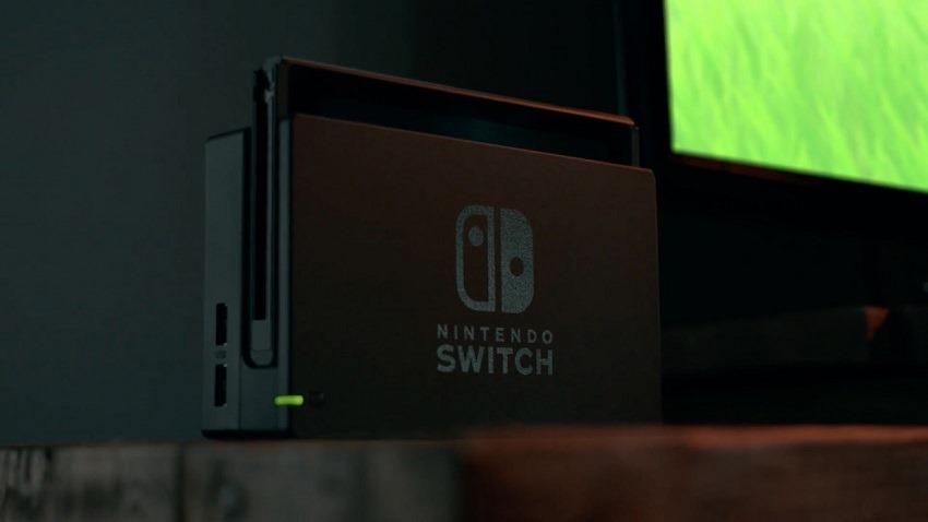 Nintendo Switch dock bypass