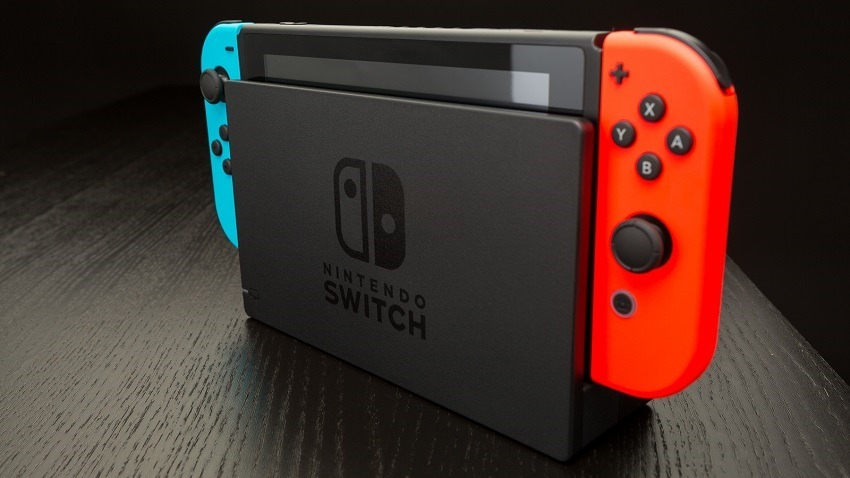 Nintendo Switch local delays