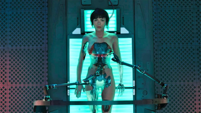 Critical Hit Collective Review: Ghost in the Shell 13