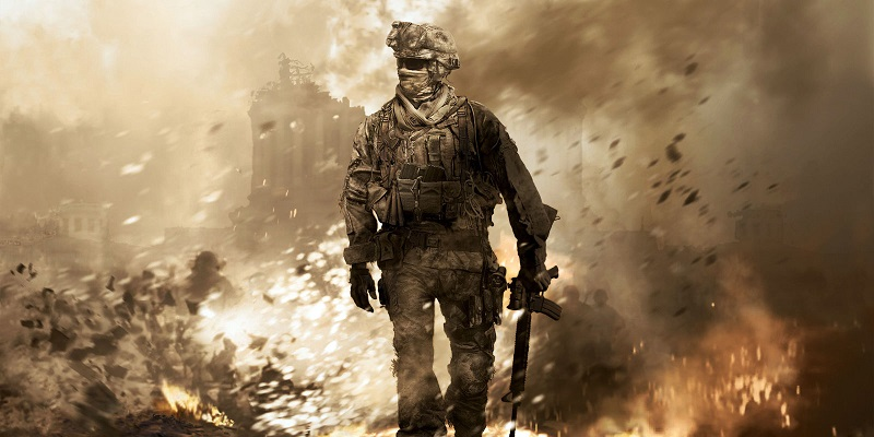 Activision wants a Call of Duty movie franchise to rival the Marvel Cinematic Universe 5